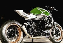 Cafe Racers & StreetFighters