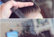 Little man haircuts