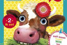 Eefje Kuijl / Illustration / Animals / Illustraties dierenpret  foto's van dieren bewerkt met Photoshop