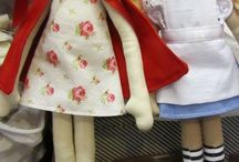 Dolls and Dollclothing