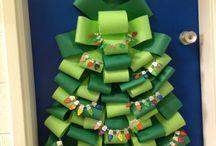 Winter & Christmas - school