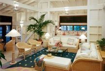 Tropical Home Decors / Decorating a house is an amazing moment for almost every person. Decorating your house will give you a certain impression of your own freedom.