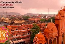 Jaipur - The pink city of India / Read blog on Jaipur - The pink city of India  http://letsgoindiatours.blogspot.in/2016/06/jaipur-pink-city-of-india.html