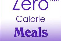 WW Zero calorie meals