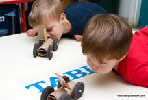 Toddler Science / Fun science activities to do at home with your toddler.