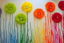 wax crayon Art