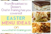 Easter Eats & Treats / by Andrea Francis