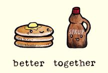 Better Together / These things really are Better Together.