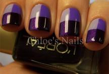 Nails / by Stefanija Subatis