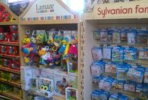 Toys, toys, toys / Our Wells Country Store has a fantastic toy department, perfect for little farmers. We stock some big brands such as Britains, Bruder, Siku, Brio, Breyer, Le Toy Van, Schleich, Sylvanian Families and Berg Go-Karts just to name a few. Our fantastic toy range is also available to buy online.