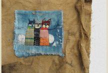 animal quilt