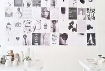 WALL♡ / Because every picture, tells a story....