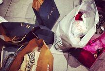 Shopping & luxury life
