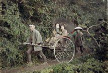 Japan--Vintage Photos / by Bonnie Koenig