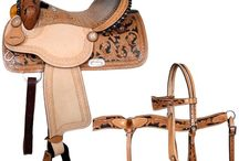 Saddles / by Vivian Vickery