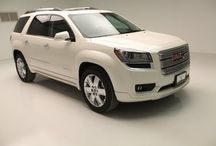 GMC Acadia / Get a preview of our collection of Acadia's brought to you by Vernon Auto Group, the most innovative dealership in the country!