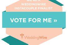 Wedding Wire Contest!  / by Kasie Core