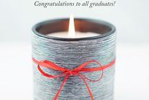 Graduation Day / A nation's treasure is in its scholars. Give a Prosperity Candle  to the newly graduates.