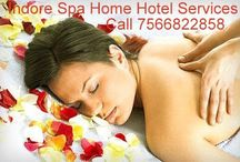 best spa indore