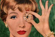 Vintage Jewelry In Print