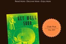 2017 Club Picks / Novel Gobblers Book Club  Book Selections