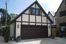 2014 Garages / New Garages built in 2014 by our skilled crews.
