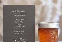 sweetsneak - menu holder