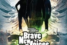 HBO'S BRAVE NEW VOICES / This project helps to raise the visibility of youth voices, giving them a national platform on a network that will not censor or stereotype them It also raises the visibility of the work of Youth Speaks and the youth spoken word movement as a whole.