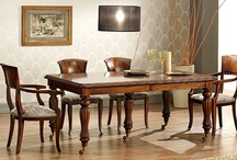 Mesas de comedor clásicas / Mesas de comedor de estilo cásico.
