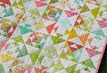 Baby, wobbler and toddler quilts / by Aideen O'L