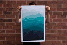 Prints / Graphism / Illustrations