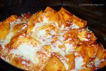 Easy Crockpot Recipes / by Gina Bretta-Johnson