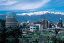 Santiago de Chile / by Cat