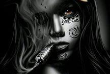 Tattoo hurls