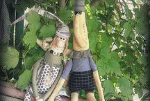 куклы - страшнульки