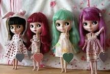 Blythe Dolls / by international dollhouse