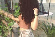 how i want my hair / by Maymouna Sissoko