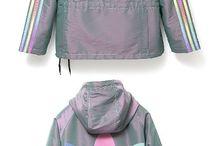 Jackets, sweatshirts, hoodies