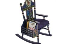 ROCKERS / Mom's Bunk House carries a great selection of Rockers for Kids. With a range of fun designs for both boys and girls, your child will love our quality rockers, and you'll love the quality of our products and satisfaction guarantee.