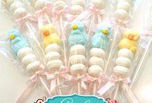Candy made by Cake me-up / Creazioni con marshmallow e caramelle