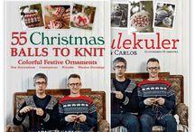 Christmas Balls / Christmas knitting