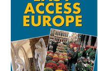 Travel: Someday Europe Trip