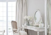 Provencal interior design bedrooms