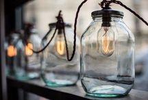 Lighting / by Misha Fitzgerald