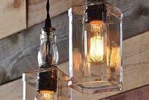 lampes bouteilles