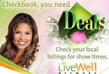 Live Well Network Shows / All Things and Everything with Live Well Network I LOVE the Shows...so much to learn...so little time ;-)
