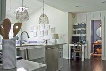 Kitchen Work Satation