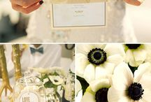 Invites and Paper Elements  / by Beau & Arrow Events