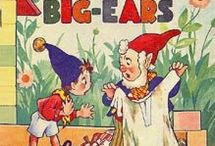 Enid Blyton illustrations