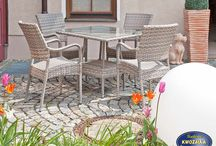 Gartenmöbel Polyrattan / Wunderschöne Möbel aus Polyrattan/Kunststoffgeflecht für den Garten, Terrasse, Balkon oder Wintergarten